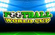 Football World Cup в казино Вулкан Вегас
