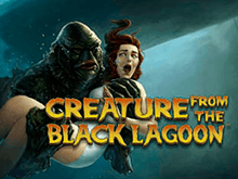 Creature From The Black Lagoon – игровой аппарат от Netent